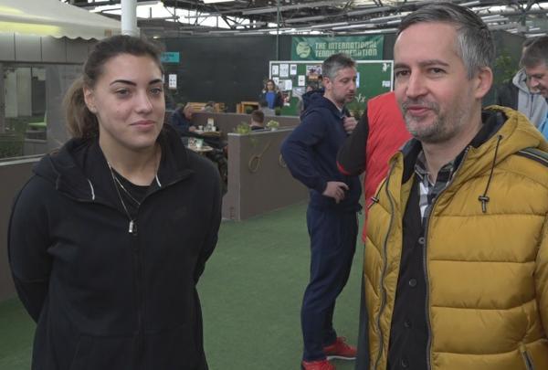 Ana Konjuh vraća se nakon ozljede, uskoro kreće s igranjem na turnirima